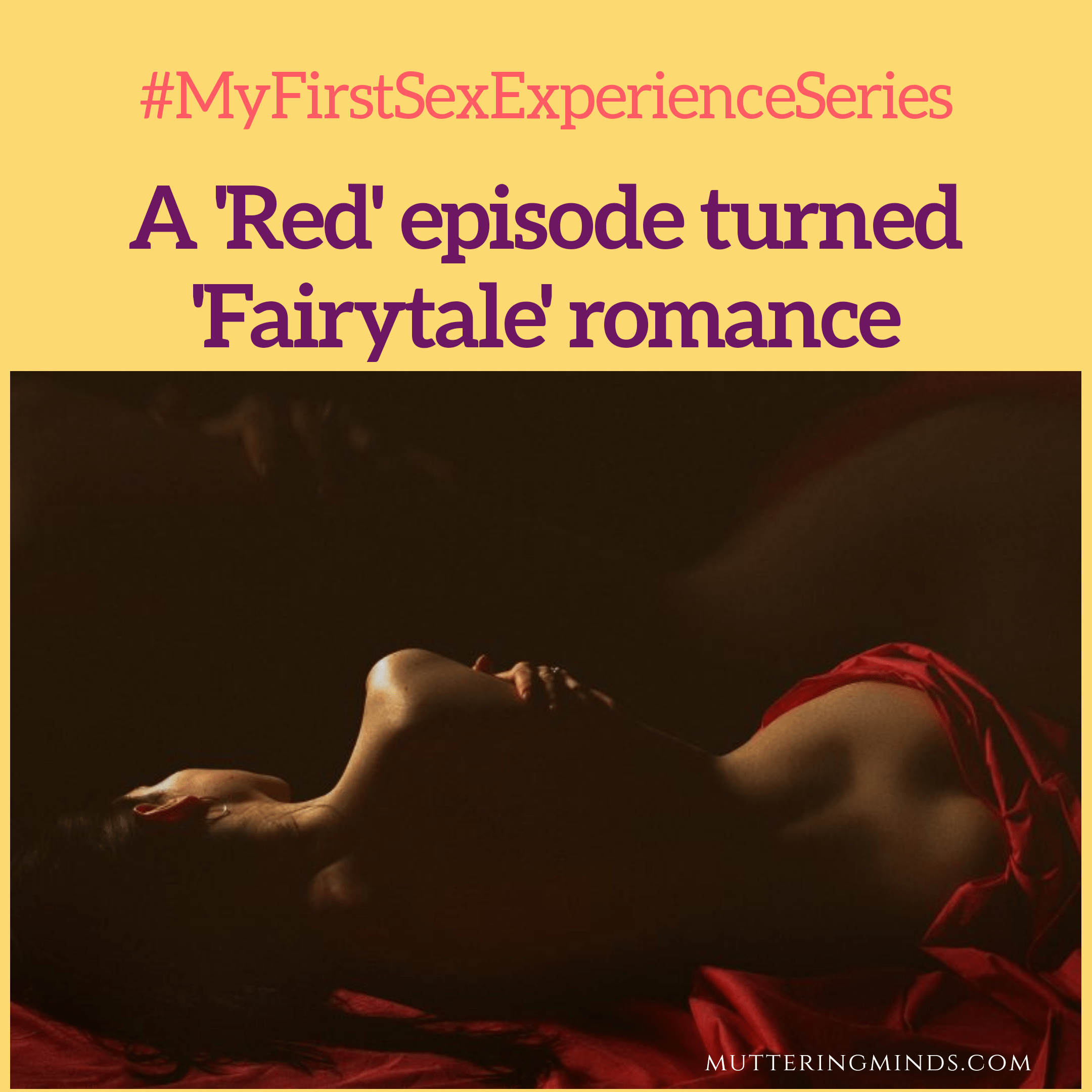first sex experience