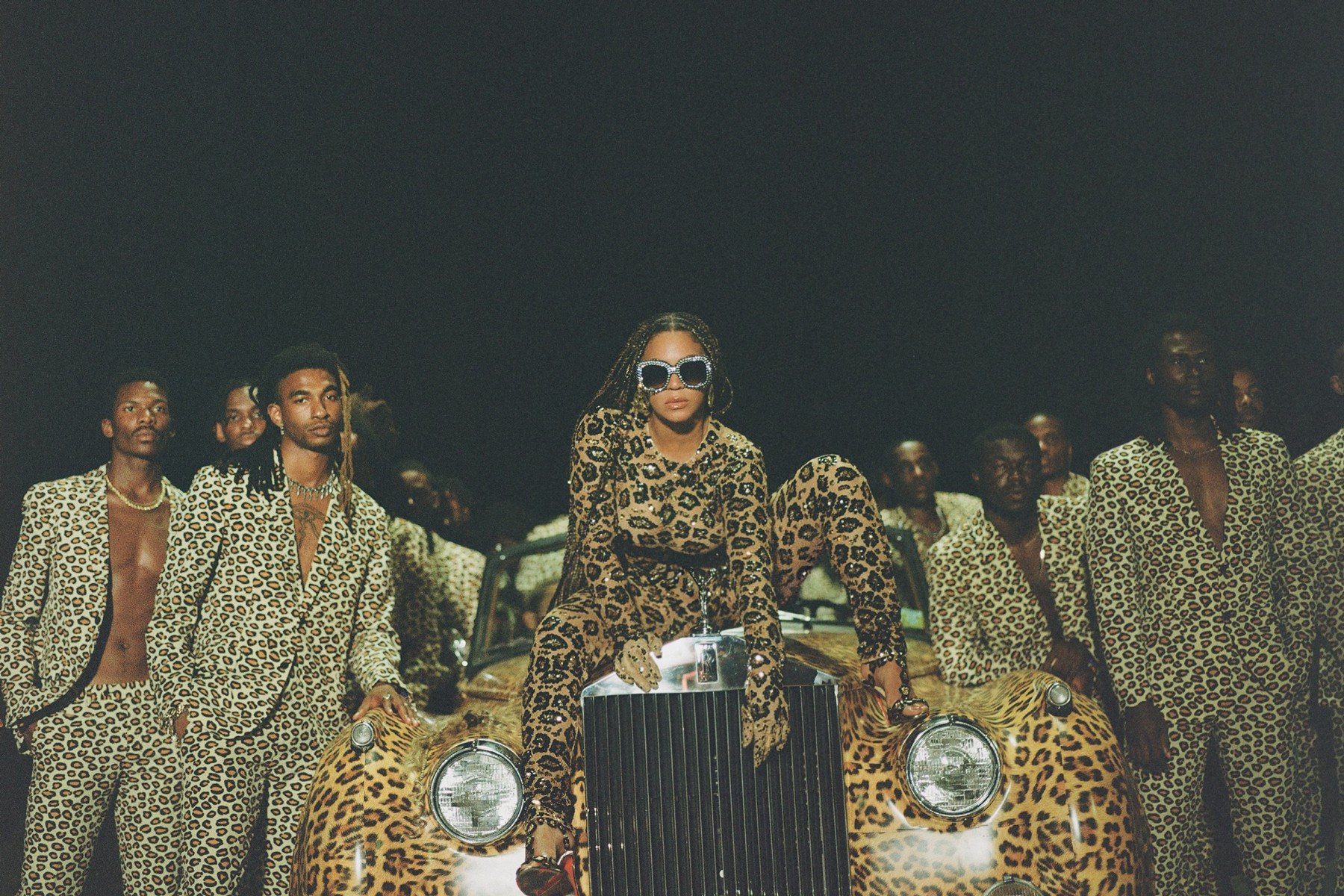 End Sars protest calls out Beyonce