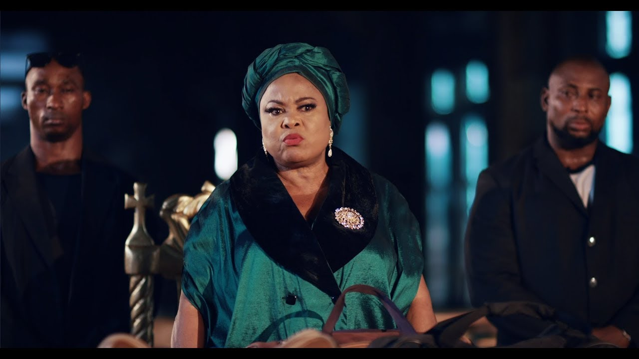 Eniola Salami's role in King of Boys 2